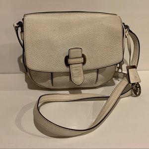 Vintage Michael Kors Leather Off White Bag.